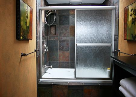 Master Bath Remodel Shower