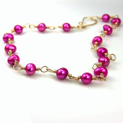 anklet_ fuschia_ pink_pearl_reg