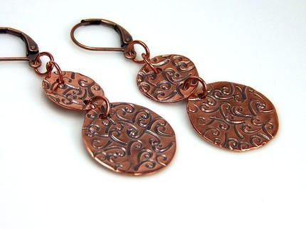 earrings_stamped_copper