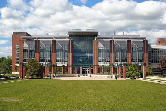 suny-geneseo-science-building