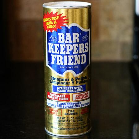 Bar Keeper\'s Friend