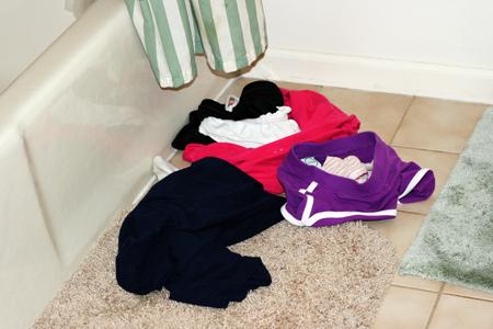 bathroom-floor-clothes